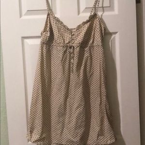 Beige gap dress